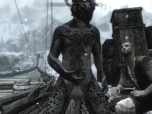 Skyrim: Orcs!