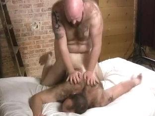 Hairy bear fucking