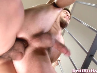 Topher Di Maggio pounding tight ass