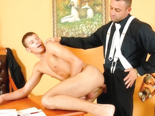 James Jones (A), Renato Bellagio XXX Video