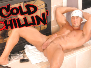 Cody Cummings in Cold Chillin' XXX Video