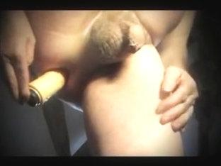 anal big god dildo