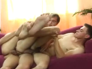 Trio Raw Fuck Men