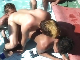 Latino Pool Party