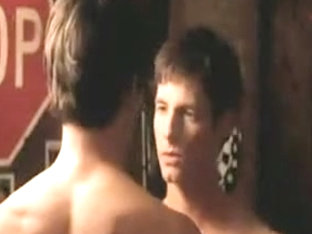 Horny male in exotic twinks homo adult movie