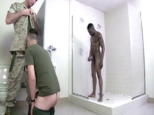 Incredible male in exotic group sex, uniform homo adult movie