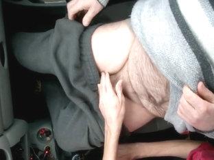 Hiden cam with a older man