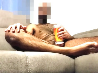 CUMMING INSIDE MY FLESHLIGHT