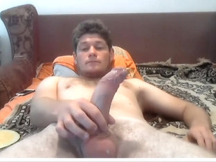 Young Boy Naked Jerking and Cumming