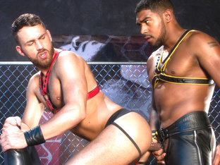 Logan Moore & XL in The URGE - Huntin For Ass, Scene #03 - RagingStallion