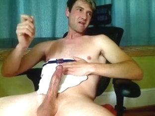 Webcam Jacker Shooting Spooge