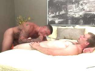 Sebastian Young Drills Johnny Forza Bareback