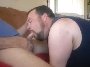 Bear Cocksucker Facial
