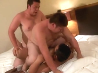 Hottest Asian gay twinks in Best JAV movie