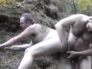 Slutty bear mandies use sex toys