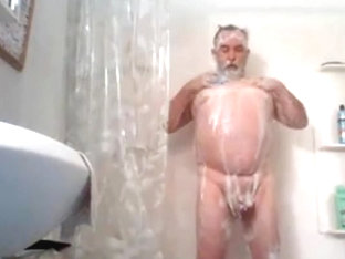 Grandpa shower