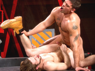 Derek Atlas & Duncan Black in Clusterfuck! Video