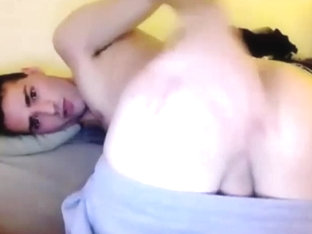 Lovely Twink Fingering his Tight Asshole