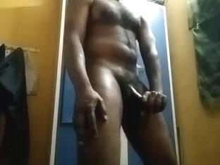 Indian Arjun Is Horny