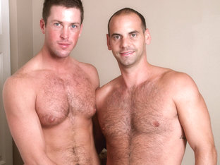 Girth Brooks & Tanner Wayne in Morning Glory Video