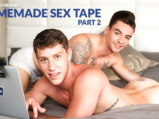 Johnny Torque & Paul Canon in Homemade Sex Tape Part 2 XXX Video