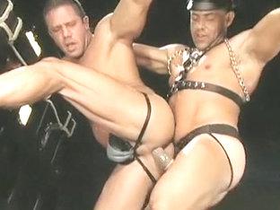 Best male in fabulous hunks, fetish gay sex scene