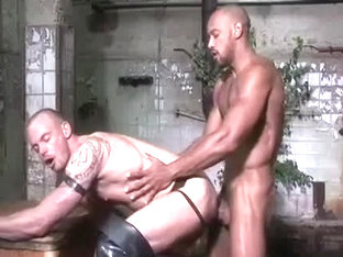 Incredible male in crazy hunks gay sex clip