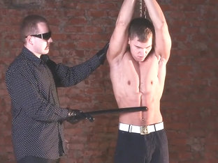 Hottest homemade gay video with BDSM, Couple scenes