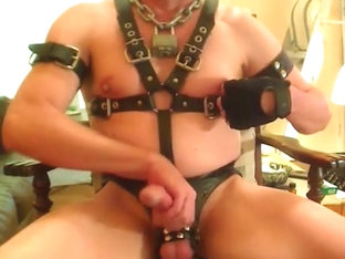 My Leather Nip Play