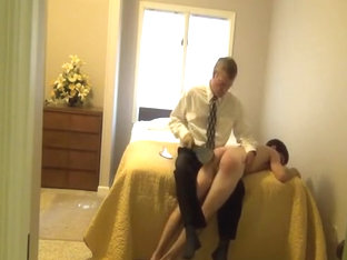 Crazy male in fabulous father and son, fetish homosexual sex clip