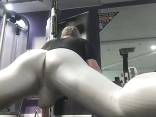 Arroyman at the gym