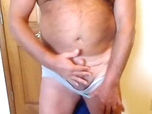 Masturbating In Fella Short Pants