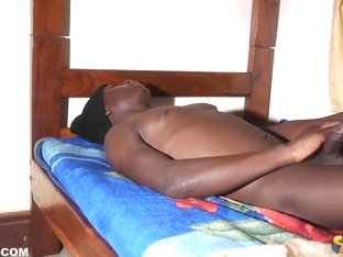 Ebony Twink Shied - 80Gays