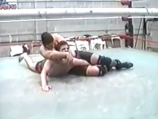 JPWA Sledge Vs Dorian Kane Ring Wrestling