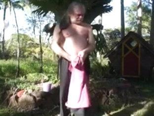 Horny old man 1