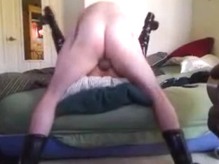 FUCKING BOYPUSSY IN BOOTS