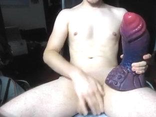 BadDragon XLCrackers Cockatrice Fisting Twink Anal Outlandish three