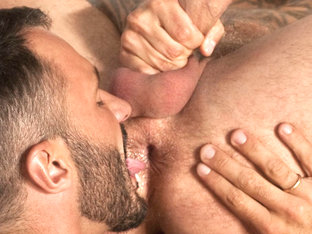 Logan McCree & Wilfried Knight in Giants, Part 1, Scene #03