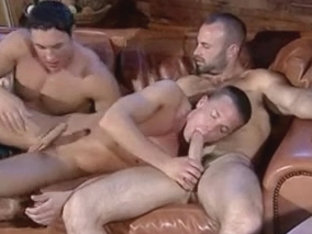 Gay Guys In The Woods