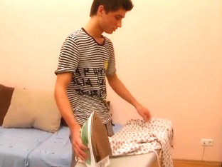 One way to get out of the ironing
