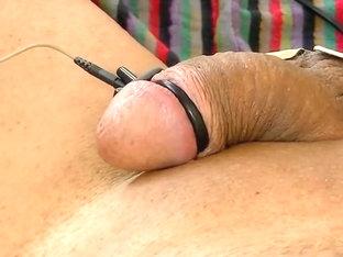 Electro estim fun 172-2016 part-2-happy cock