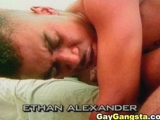 Black Gay Ghetto Thug Gets Assfucked