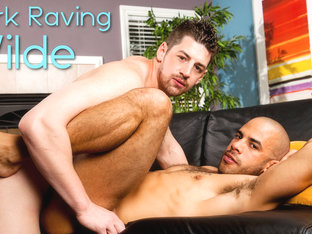Austin Wilde & Andrew Stark in Stark Raving Wilde XXX Video