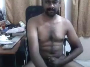 Macho Indian Tamil Man