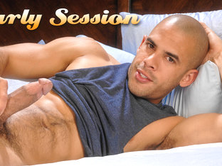 Austin Wilde in Early Session XXX Video