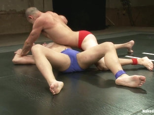 NakedKombat Nikko Alexander vs Jake Austin