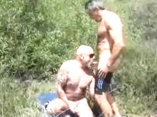 Older Guy Fucks A Younger