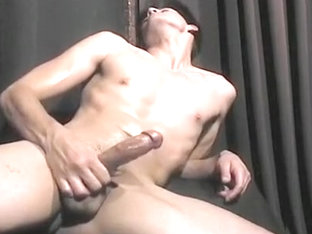 Incredible male in fabulous handjob homo sex clip