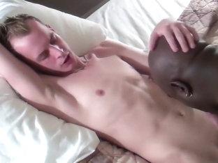Cute Guy Gets Sucked