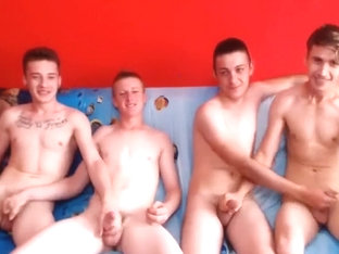 Naked Romanian Cousins On Cam